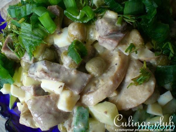 жилой отопление салат ярославна с языком ссылкой региональное