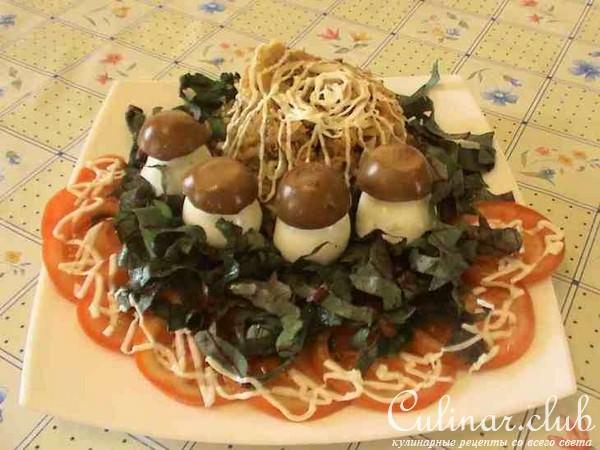 Осенние блюда рецепты с фото легкие