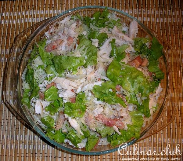 Салат любимый рецепт фото