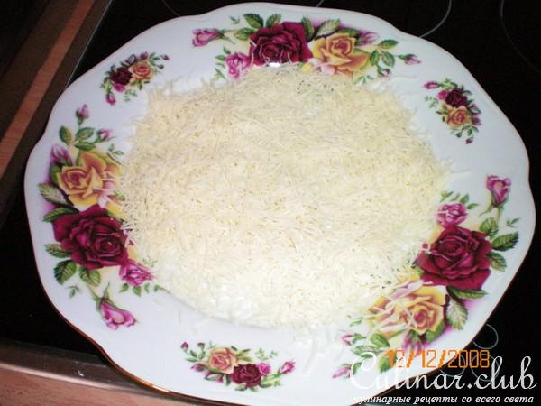 Салат снежная королева рецепт с фото