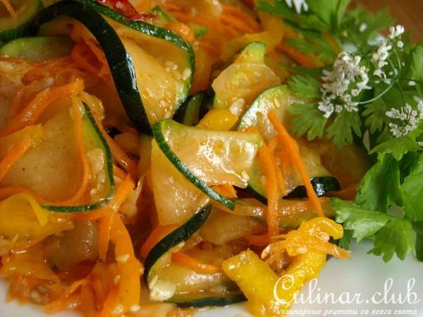 блюда из сушеных кабачков рецепты с фото