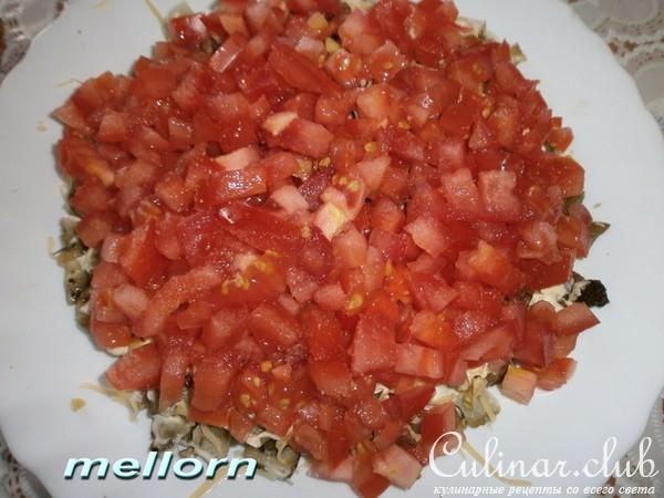 Салат неаполь с баклажанами рецепт пошагово
