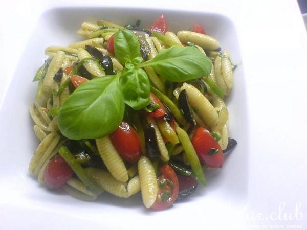 салат морская ракушка рецепт с фото
