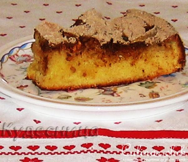 Пирог с маскарпоне рецепты с
