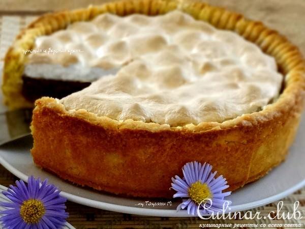 Шарлотка с яблоками песочное тесто рецепт с фото пошагово в духовке