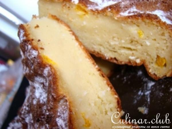 Пирог с кокосом рецепт с фото