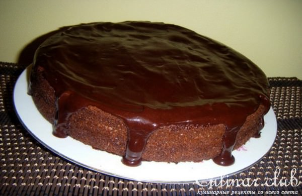 Пирог на ряженке рецепт с фото