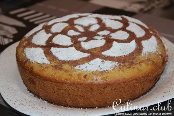 Сладкий пирог с вареньем рецепт с фото