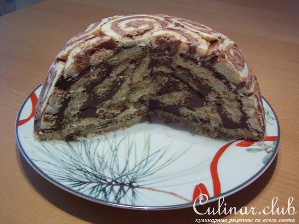 Как сделать бисквитные коржи для торта в мультиварке