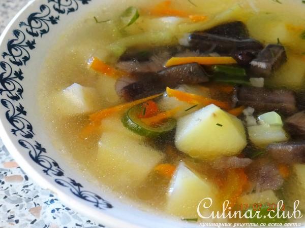 Суп грибной в мультиварке рецепты с фото
