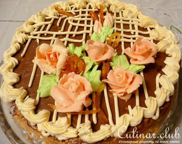 Полные рецепты тортов с фото