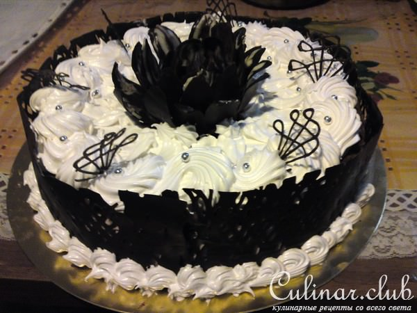 Рецепт торта торт симфония