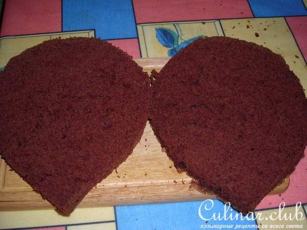 Торты как сделать ежика на торт