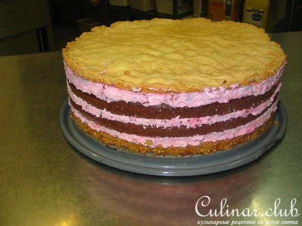 Праздничный торт своими руками рецепты с фото