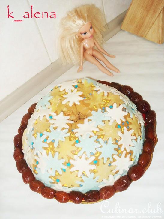 Украшение тортов марципанс фото пошагова
