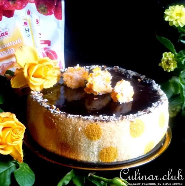 Фото рецепт торт катюша