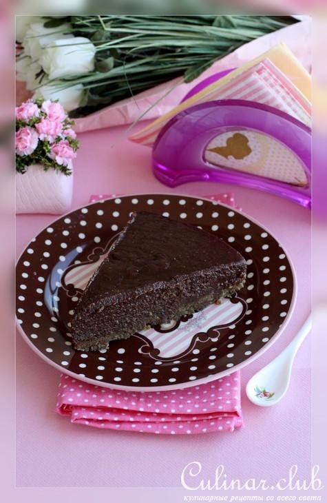 Финиковый торт фото рецепт