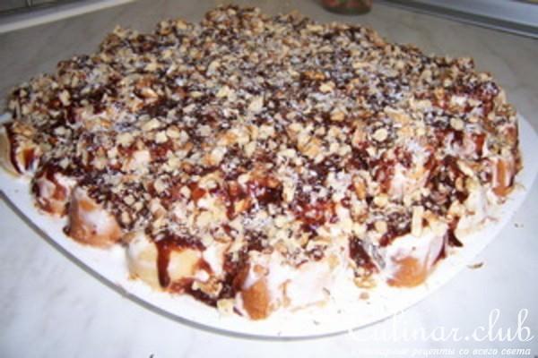 Торт хаос рецепт фото