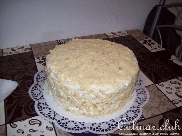 Рецепт тортов с фото сметанник
