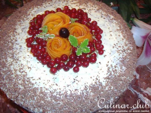 Чудо торт рецепт с фото