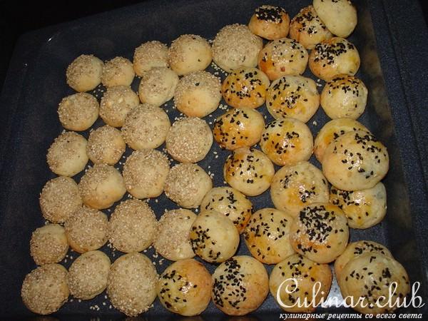 Рецепты турецкого печенья с фото