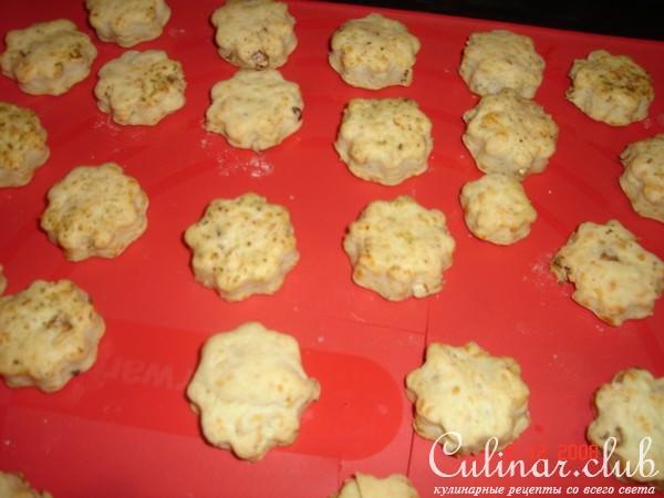 Печенье из брынзы рецепты
