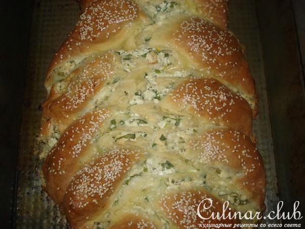 рецепт плетенок с сыром