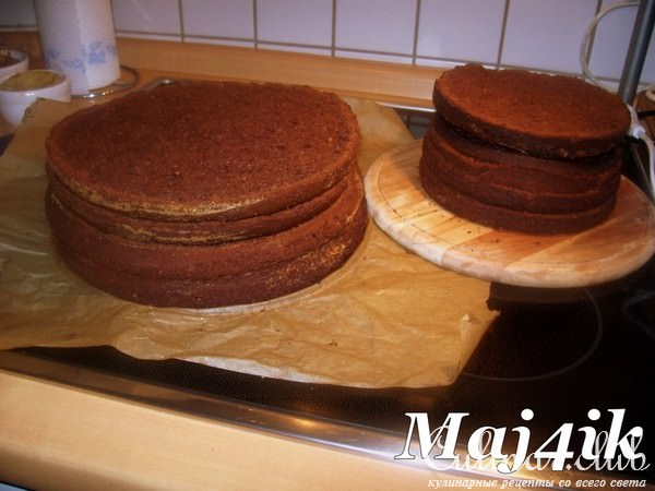 Торт фантазия рецепт с фото пошагово