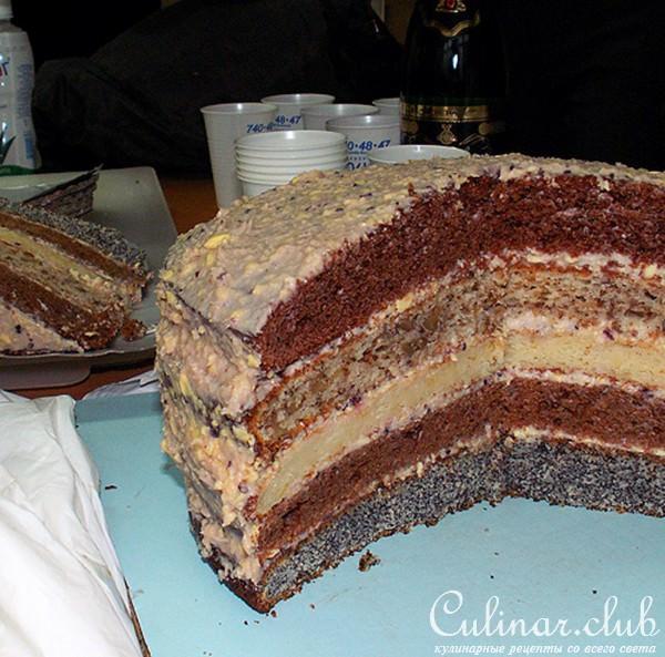 Торт гинерал фото