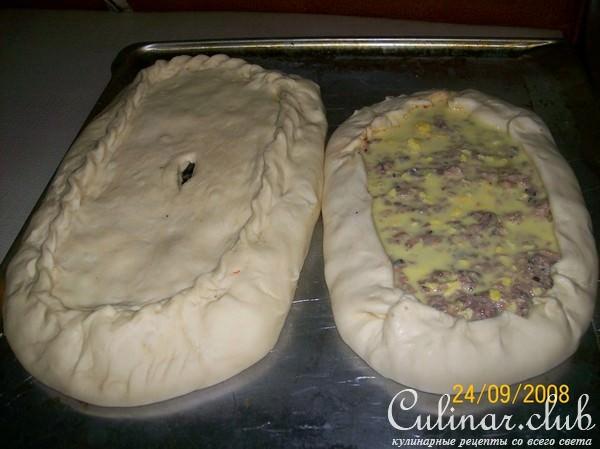 Пироги на скорую руку рецепты с из простых продуктов сладкий