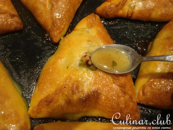 Фото треугольники с мясом и картошкой пошаговый рецепт 163