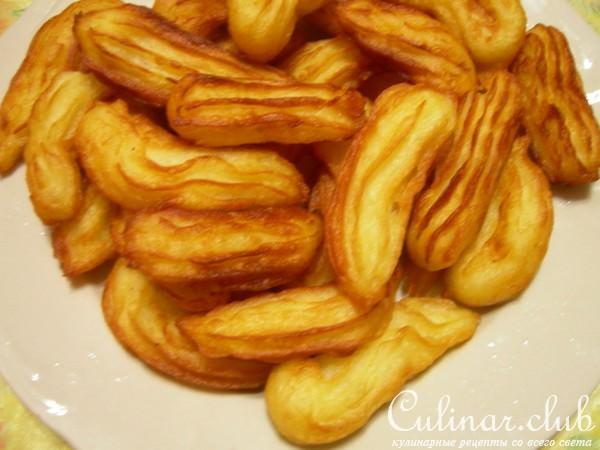 Рецепт царская картошка