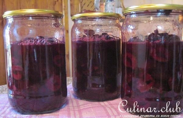 Заготовки из тёрна на зиму рецепты с фото